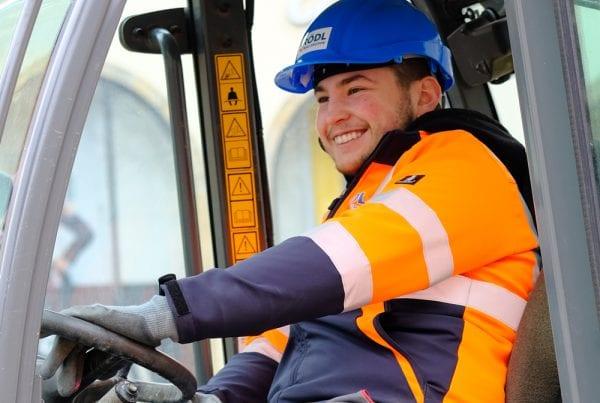 RÖDL Baugruppe hat freie Ausbildungsstellen (Hochbau und Tiefbau)