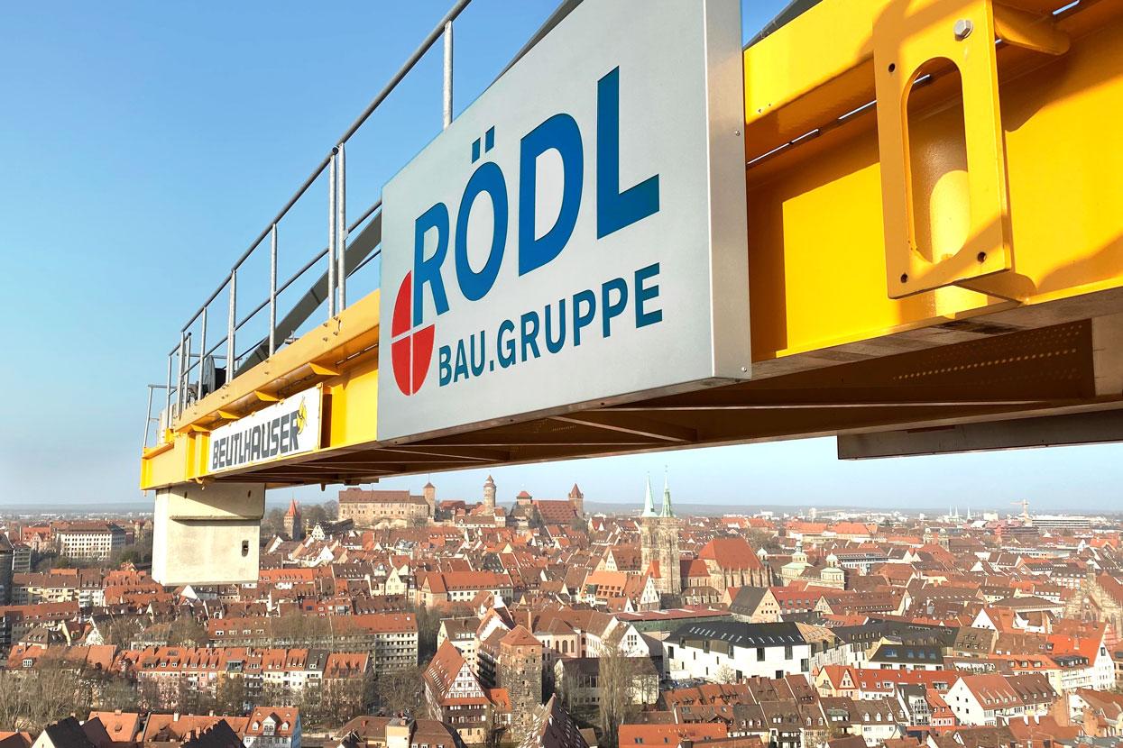 Rödl Geschichte: starke und flexible Partner für anspruchsvolle Bauvorhaben im Großraum Nürnberg